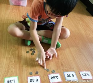 Ways to teach kids about money: Count!