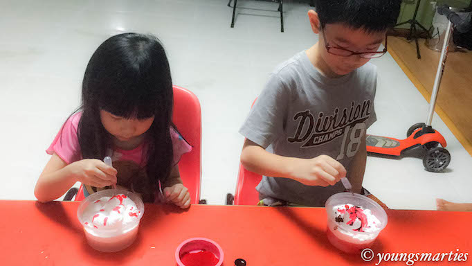 Science crafts with letter C
