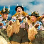 """Our very first Chinese musical – """"The Three Billy Goats Gruff"""""""