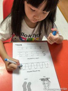 Letter 'S' activities