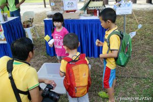 Fun day at SG World Water Day Carnival