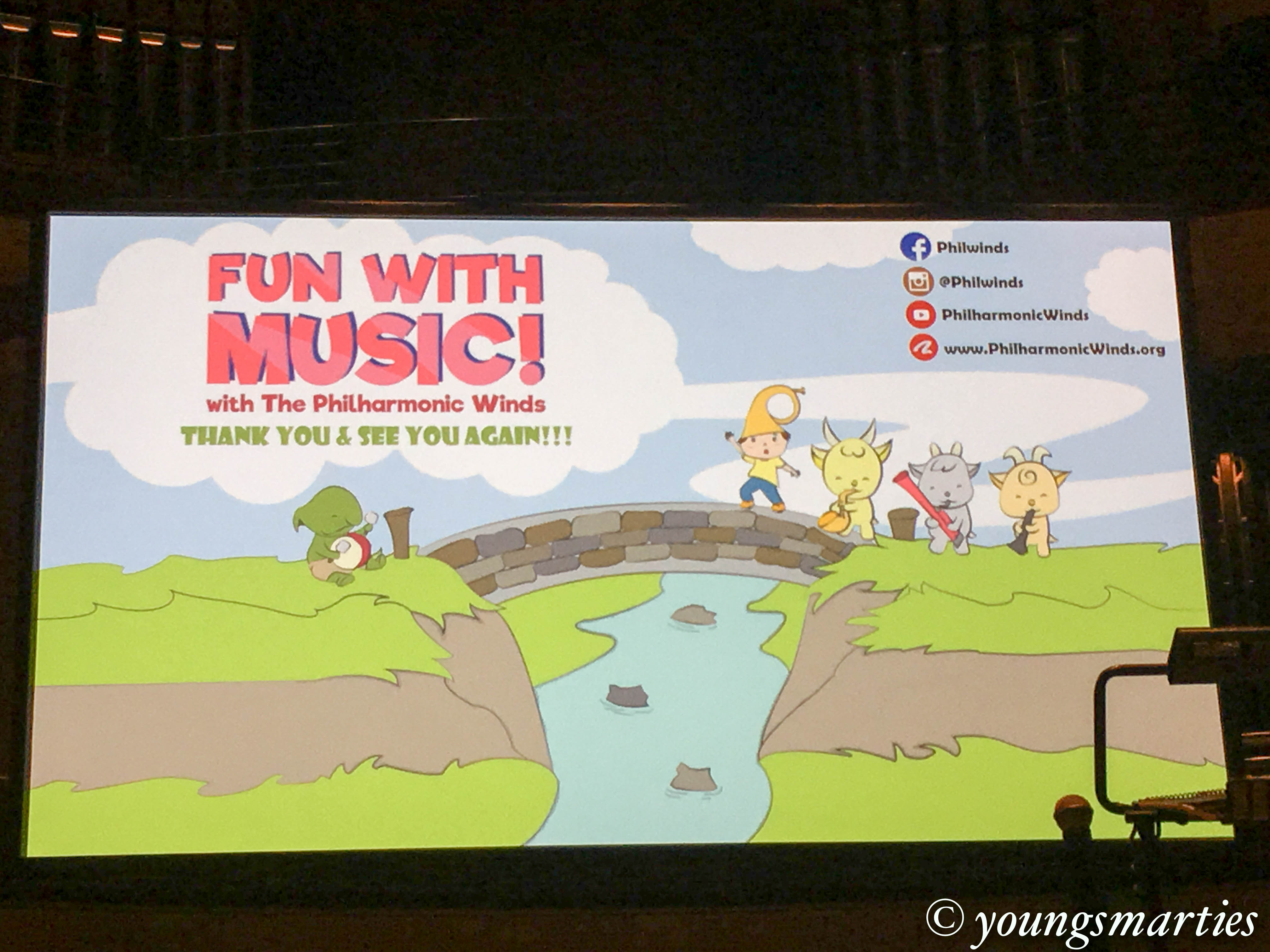 "Appreciating music with ""Fun with Music"""