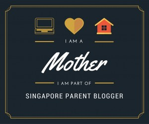 Singapore Parent Blogger