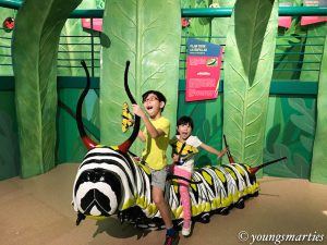Fun day @ the Singapore Science Centre