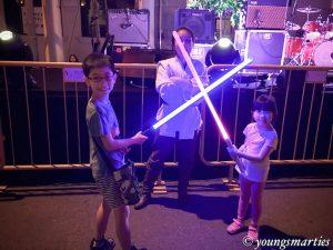 Homeschooling night @ Singapore Night Festival 2016