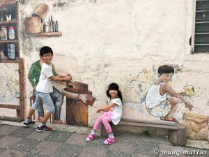Unschooling: Road Trip to Ipoh Old Town (Part 4)