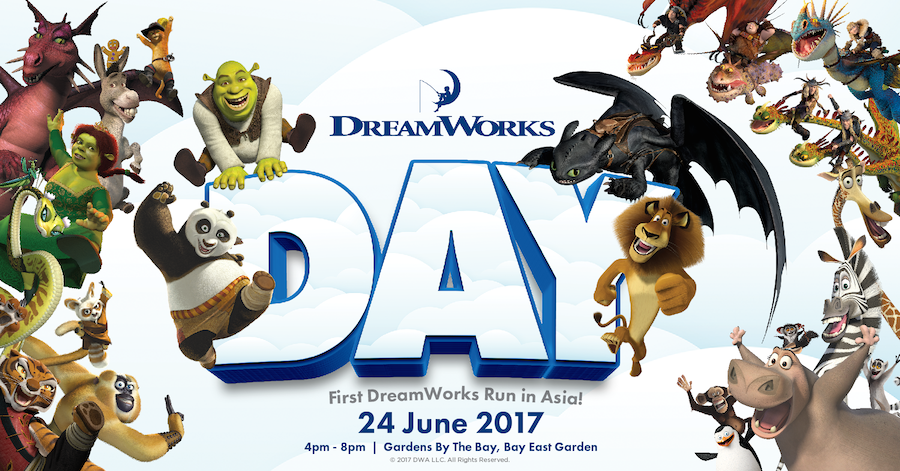Celebrate your June Holidays with DreamWorks Family!
