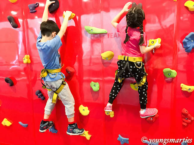 Why should children climb? – Clip 'n Climb
