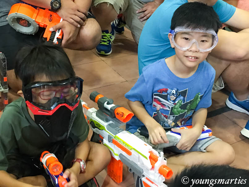 Nerf Game for Nerf fans