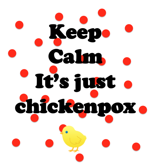 Diary of a chickenpox mom and how to survive it!