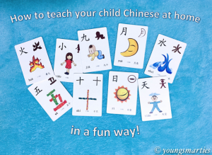 How to teach your child Chinese at home