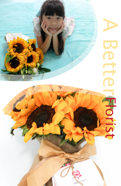 Spread the Love from A Better Florist