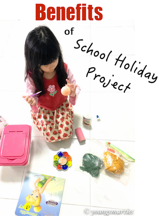 Benefits of School Holiday Project