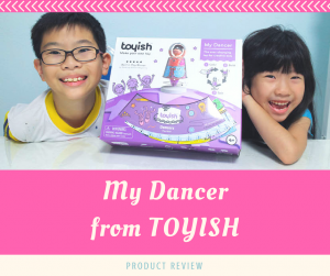 Toyish: Prima Ballerina Review + Discount Code
