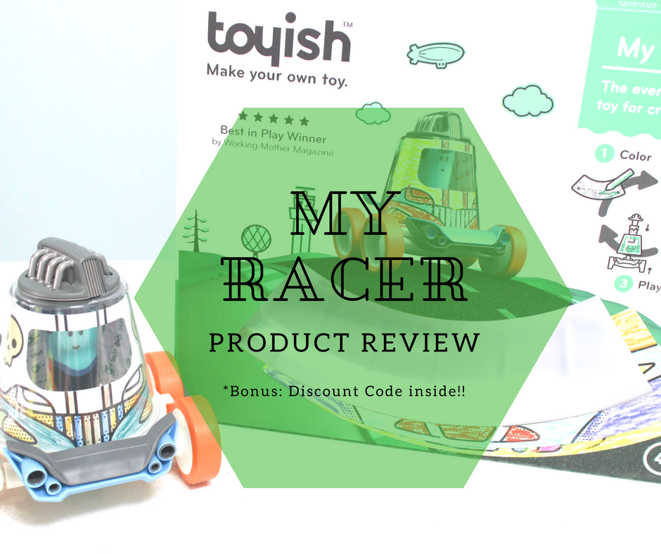 Toyish: My Racer Product Review + Discount Code