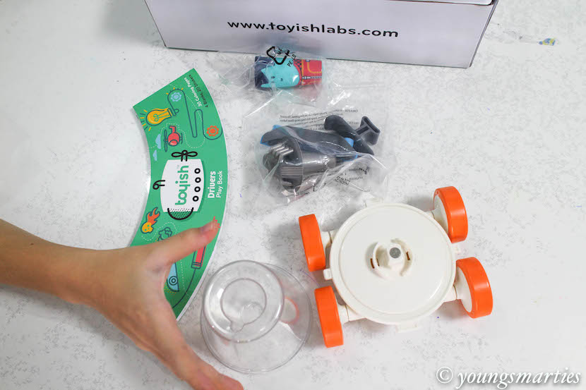Young Smarties Toyish My Racer Review