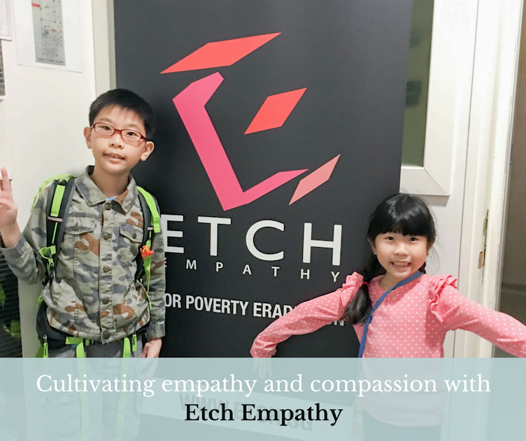 Cultivating empathy and compassion with Etch Empathy