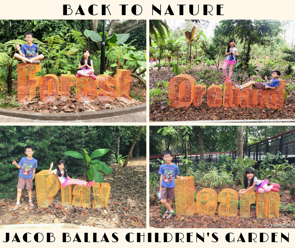 Back to nature at Jacob Ballas Children's Garden