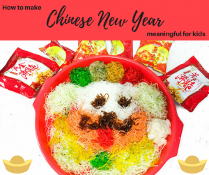 How to make Chinese New Year meaningful for kids