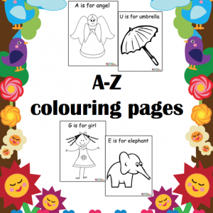 ABC Colouring Pack