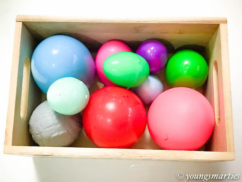 YS bath bombs