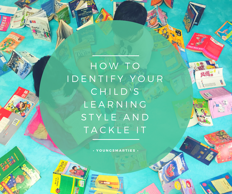 How to identify your child's learning style and tackle it