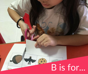 B is for…