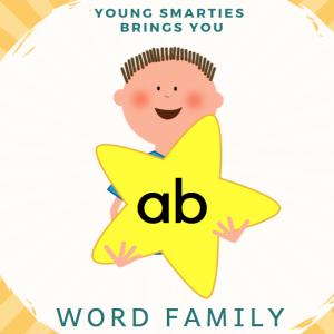 CVC Word Family: -ab