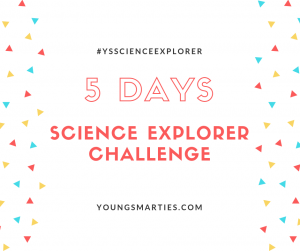 5 Days Science Explorer Challenge