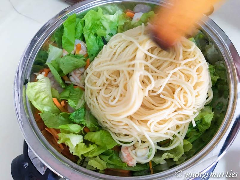 smarties-spaghetti