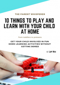 10 things to do with child at home