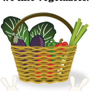 Preschool Homeschool Theme: Vegetables