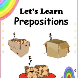 Prepositions in English