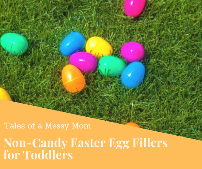 non-candy Easter egg fillers
