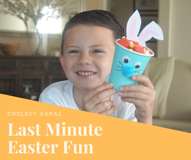 Last minute Easter fun