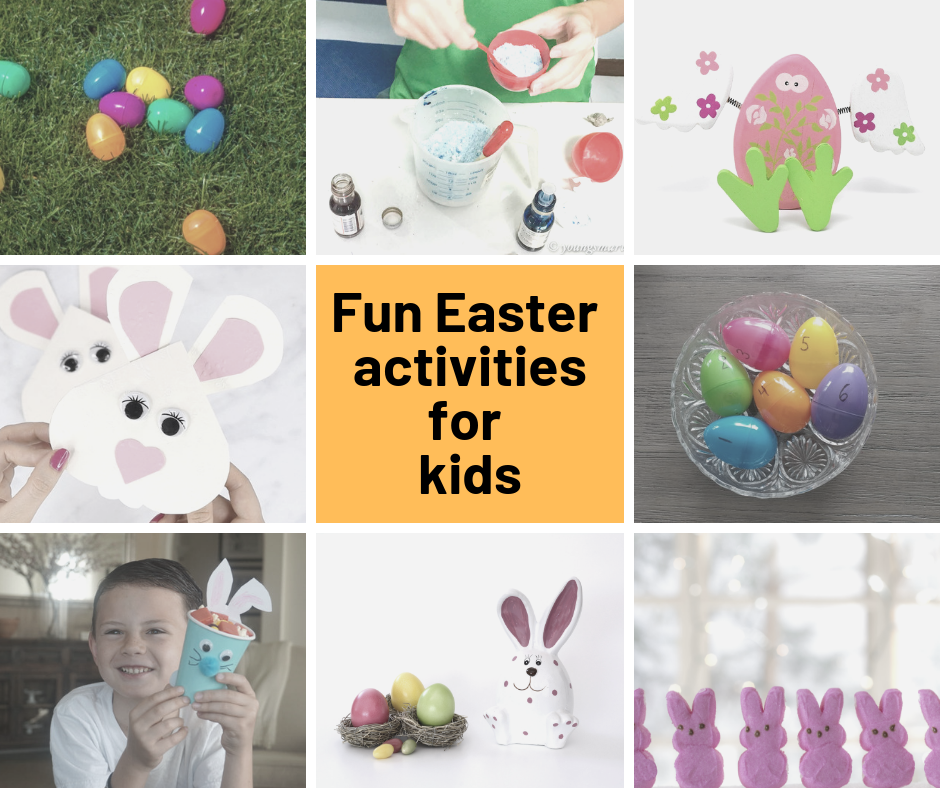 Fun Easter activities for kids