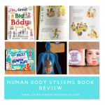 Human Body Systems Book Review
